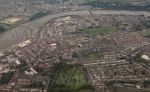 Walled City from the Air