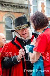 Derry Walls Day 2013 Denzil Browne - 03