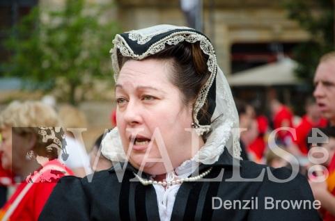 Derry Walls Day 2013 Denzil Browne - 04