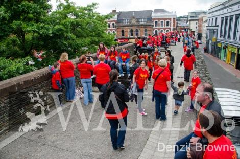 Derry Walls Day 2013 Denzil Browne - 08