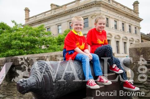 Derry Walls Day 2013 Denzil Browne - 11