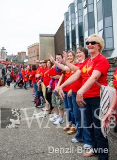 Derry Walls Day 2013 Denzil Browne - 14