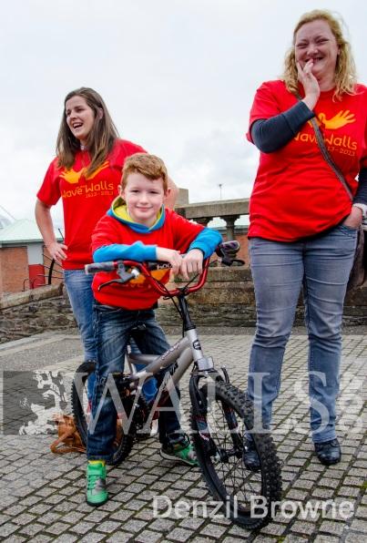 Derry Walls Day 2013 Denzil Browne - 15