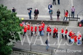 Derry Walls Day 2013 Denzil Browne - 17