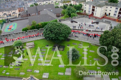 Derry Walls Day 2013 Denzil Browne - 18