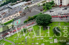 Derry Walls Day 2013 Denzil Browne - 22