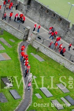 Derry Walls Day 2013 Denzil Browne - 24