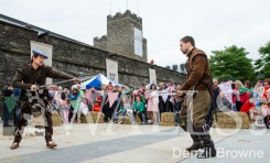 Derry Walls Day 2013 Denzil Browne - 26