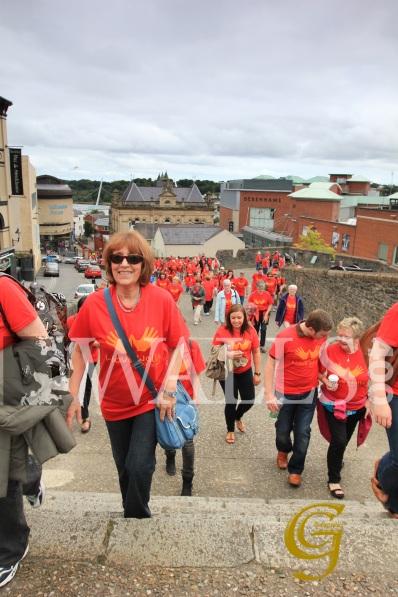 Derry Walls Day 2013 Gavan Connolly - 02