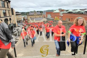 Derry Walls Day 2013 Gavan Connolly - 11