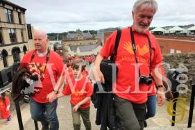 Derry Walls Day 2013 Gavan Connolly - 16