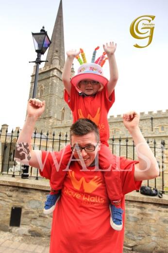 Derry Walls Day 2013 Gavan Connolly - 22