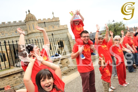 Derry Walls Day 2013 Gavan Connolly - 23
