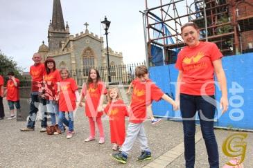 Derry Walls Day 2013 Gavan Connolly - 26