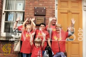 Derry Walls Day 2013 Gavan Connolly - 38