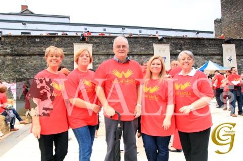 Derry Walls Day 2013 Gavan Connolly - 49