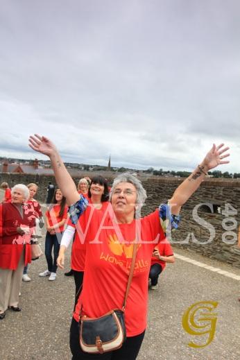 Derry Walls Day 2013 Gavan Connolly - 62