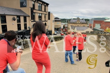 Derry Walls Day 2013 Gavan Connolly - 63