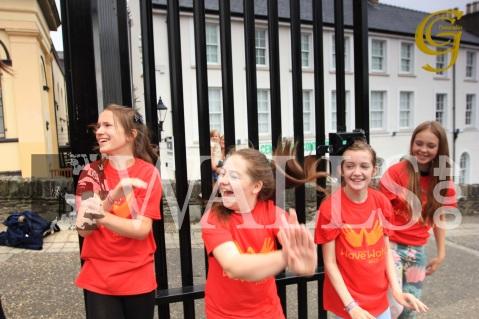 Derry Walls Day 2013 Gavan Connolly - 70