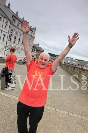 Derry Walls Day 2013 Gavan Connolly - 74