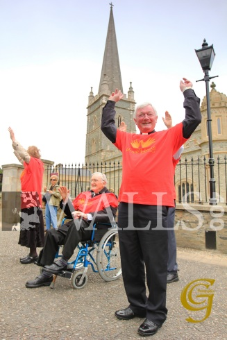 Derry Walls Day 2013 Gavan Connolly - 77