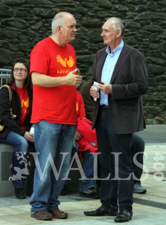 Derry Walls Day 2013 Gerry Temple - 31