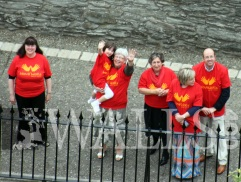 Derry Walls Day 2013 Gerry Temple - 58