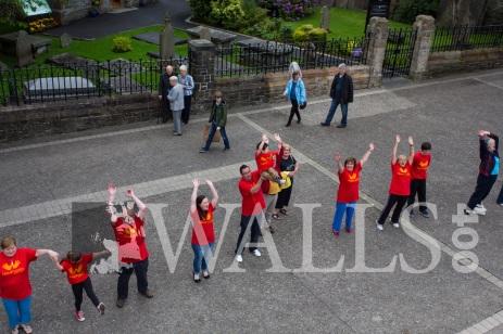 Derry Walls Day 2013 Sean McCauley - 05