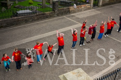 Derry Walls Day 2013 Sean McCauley - 07