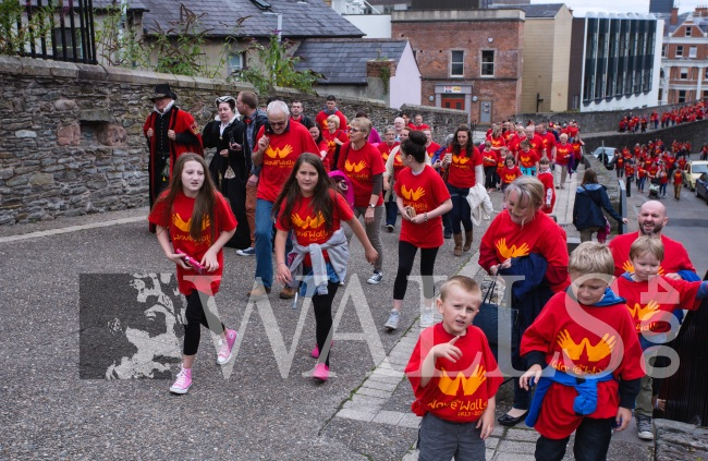 Derry Walls Day 2013 Sean McCauley - 10