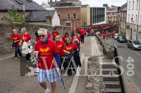 Derry Walls Day 2013 Sean McCauley - 15