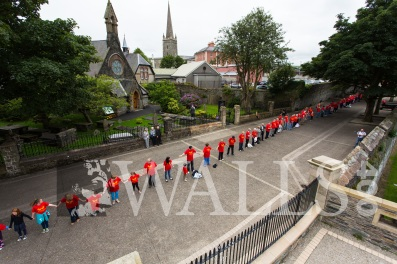 Derry Walls Day 2013 Sean McCauley - 18