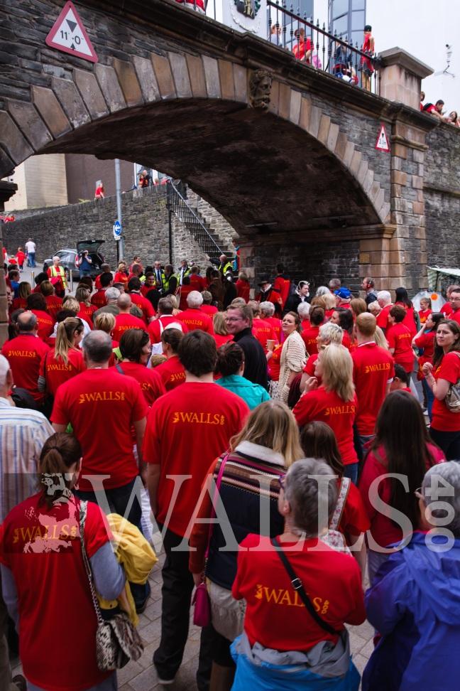 Derry Walls Day 2013 Sean McCauley - 19