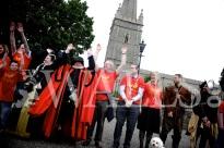 Derry Walls Day 2013 Stephen Latimer - 17