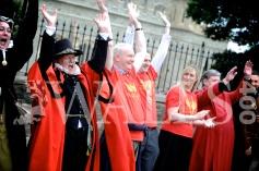 Derry Walls Day 2013 Stephen Latimer - 30