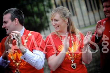 Derry Walls Day 2013 Stephen Latimer - 32
