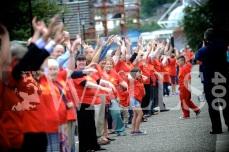 Derry Walls Day 2013 Stephen Latimer - 34