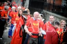 Derry Walls Day 2013 Stephen Latimer - 39