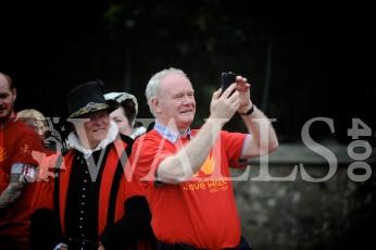 Derry Walls Day 2013 Stephen Latimer - 41