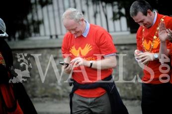 Derry Walls Day 2013 Stephen Latimer - 42
