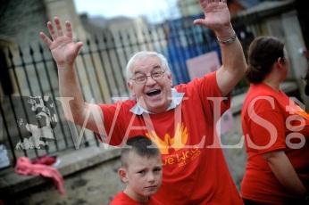 Derry Walls Day 2013 Stephen Latimer - 43