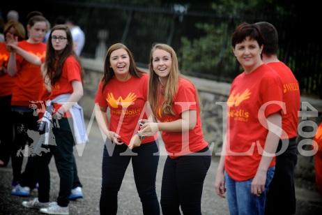 Derry Walls Day 2013 Stephen Latimer - 57