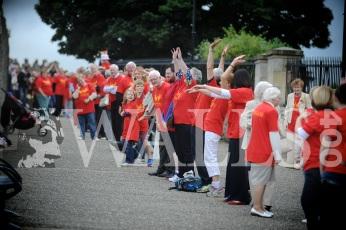 Derry Walls Day 2013 Stephen Latimer - 59