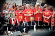 Derry Walls Day 2013 Stephen Latimer - 66
