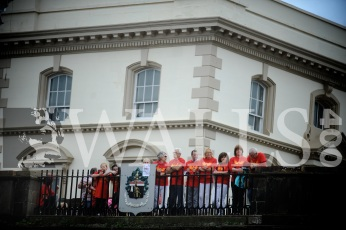 Derry Walls Day 2013 Stephen Latimer - 80