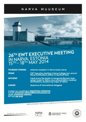 Narva Executive Meeting