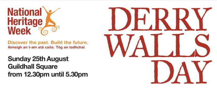 Derry Walls Day 2013