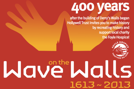 Wave on the Walls Banner