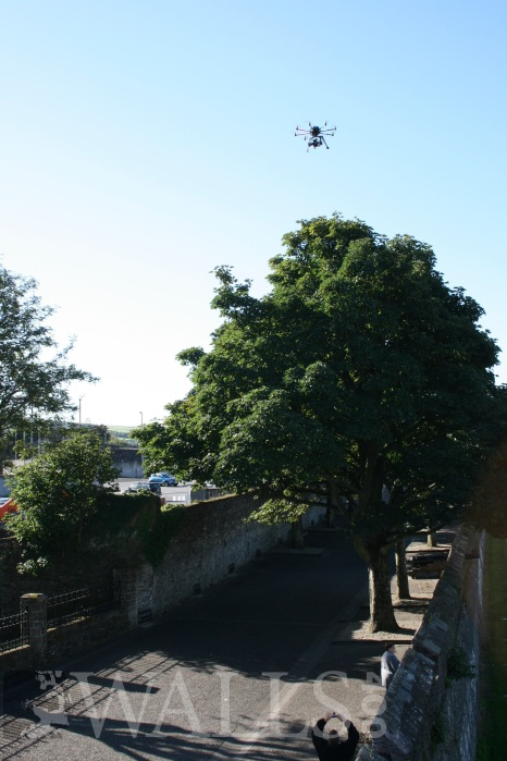 BBC Drone over Grand Parade
