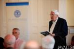 John Neill, Vice-President, the Irish Association addressing the audience. Image Stephen Latimer Photography